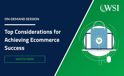 Top Considerations for Achieving Ecommerce Success