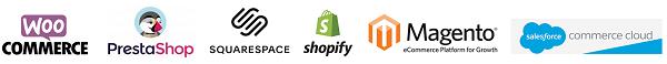 eCommerce Logos